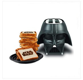 Tostadora star war darth vader